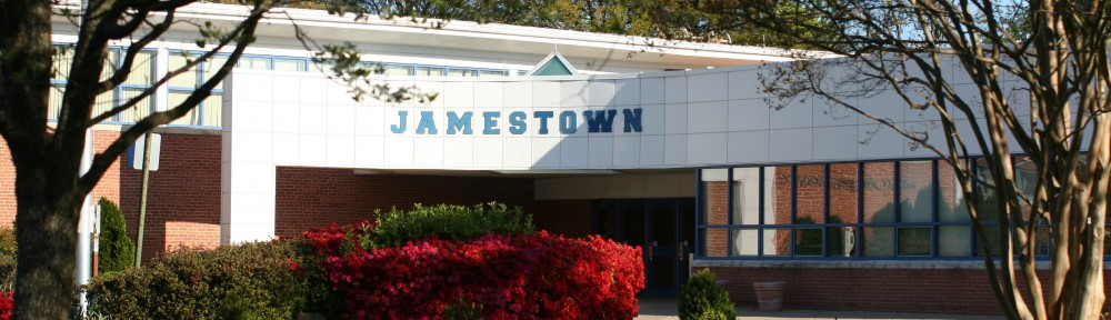 Jamestown Elementary School in Arlington, VA